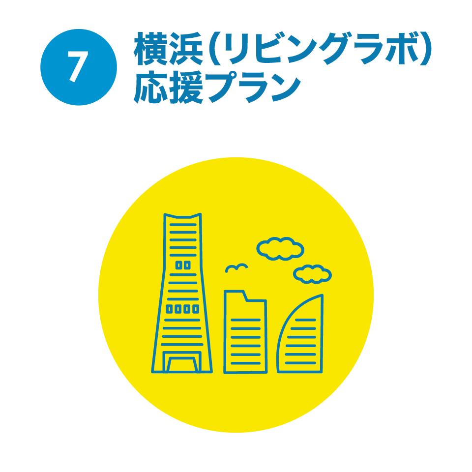 横浜リビングラボ応援プラン