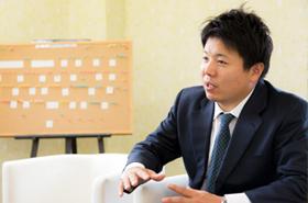 取締役支配人 濱田翔大