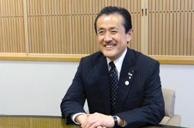 代表取締役副社長 鈴木悌介